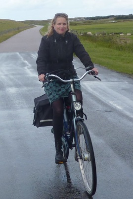 Op de fiets op Texel