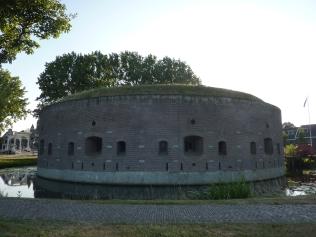 Fort aan de Ossenmarkt, Weesp