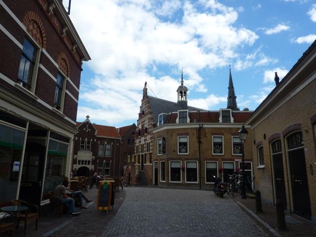 Oudewater stadhuis