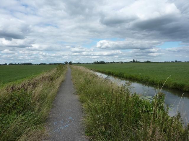 Tussen Montfoort en IJsselstein