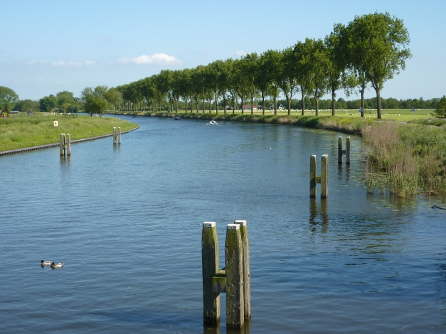 Tussen Nederhorst den Berg en Vreeland