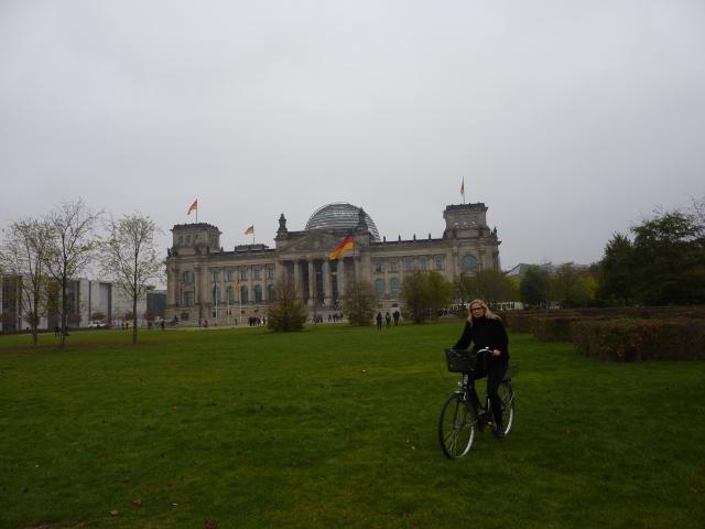 Berlijn Reichstag