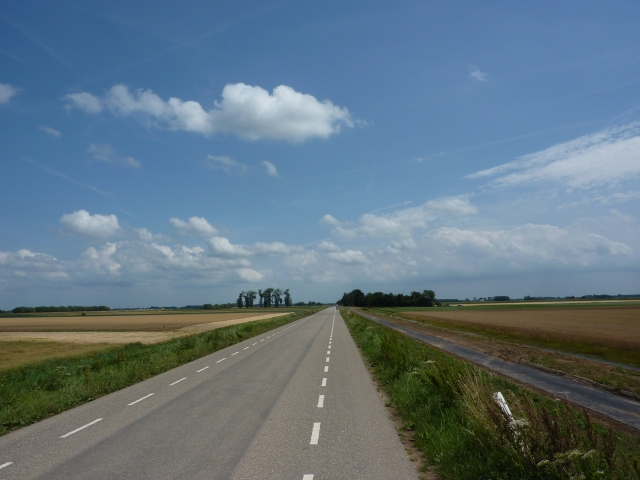 Tussen de Kop van 't Land en Werkendam