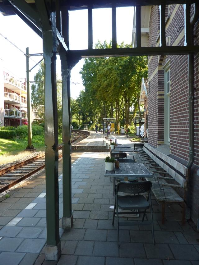 DLC-Café op station Soestdijk, Soest
